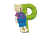 Bokstav P björn