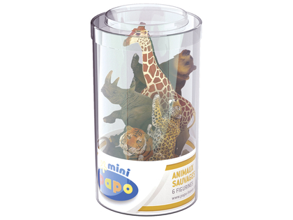 Mini Papo Wild Animals 2