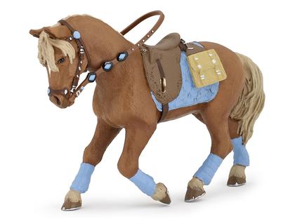 Häst till ryttare