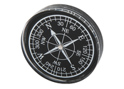 Kompass 'Le Jardin' metall