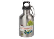 Bottle 'Le Jardin' metal