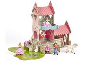 Fairy castle model kit