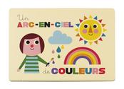 Watercolors Rainbow Ingela P. Arrhenius