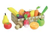 Fruits & veggies in box