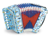 Accordion Nathalie Lété