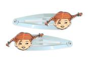 Hairclips 'Pippi'