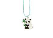 Necklace 'Panda'
