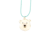 Necklace 'Polar bear'