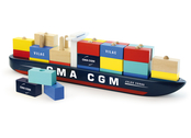 Stacking game 'Cargo Ship'