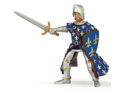 Prins Philip blå