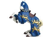 King Richard Horse blue