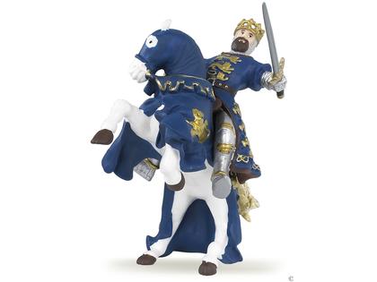 King Richard's Horse blue
