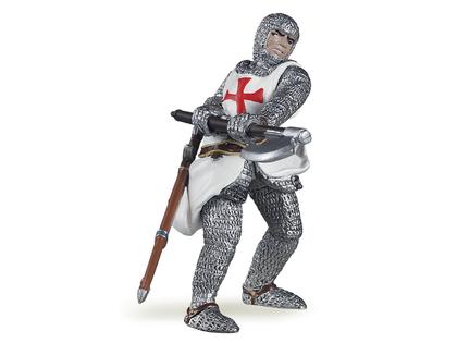 Templar Knight red