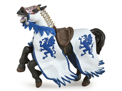 Dragon King's Horse blue