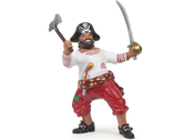 Pirate with Axe & Sword