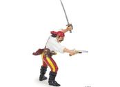 Pirat med Pistol röd