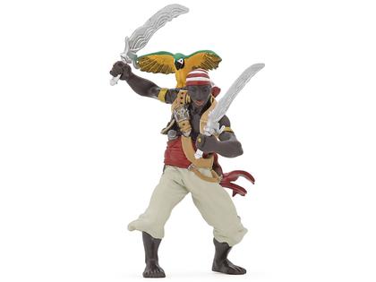 Pirat med Papegoja