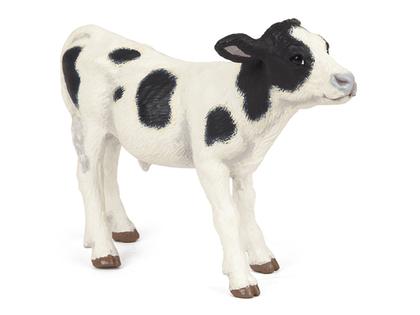 Kalv svart/vit