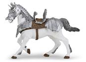 Häst i rustning