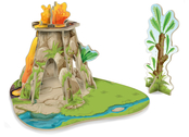 Dinolandskap till minipapo