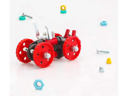 Build a cart 'Formulabit'
