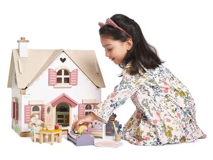 Dollhouse 'Cottontail Cottage'