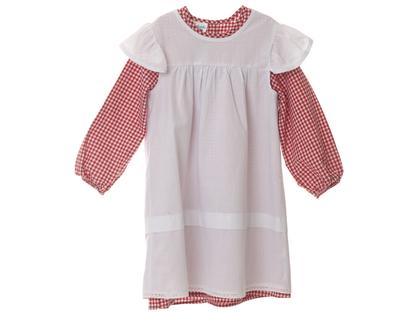 Klänning 'Lisabet' med förkläde