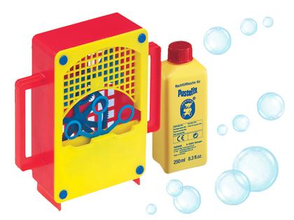 Såpbubblor Maskin med vev