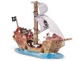 Piratskepp byggsats