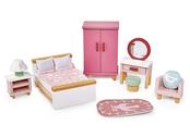 Doll furniture 'Bedroom'