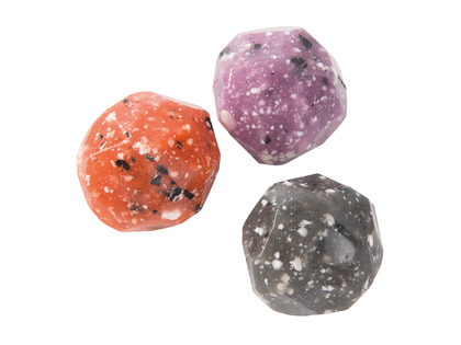 Bouncy balls 'Galaxy' 3 pcs