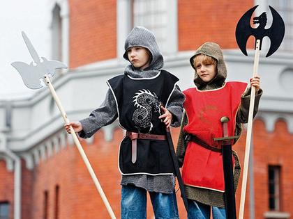 Knight armor (silver)