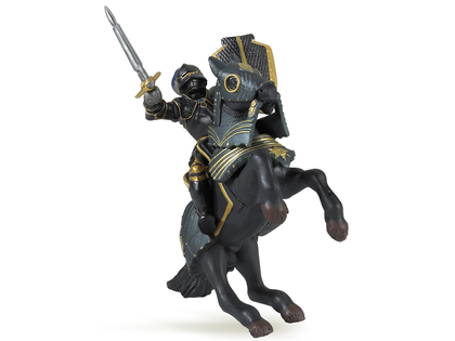 Armored Horse black
