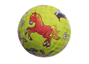 Ball rubber 'Horse' small