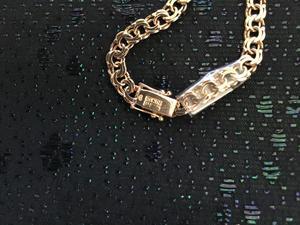 Armband i 18 karat guld.Design: Bismarc.Tillverkad 1964