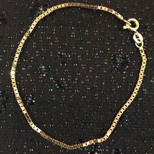 Venezia armband i 18 Karat guld