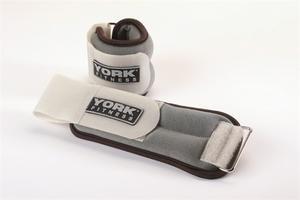 YORK ankel/wrist vikter 2x1kg