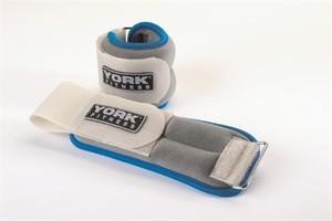 YORK ankel/wrist vikter 2x1,5kg