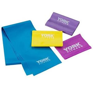 York Fitness Resistance Band Set