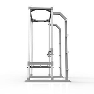 Eleiko Power Rack - silver