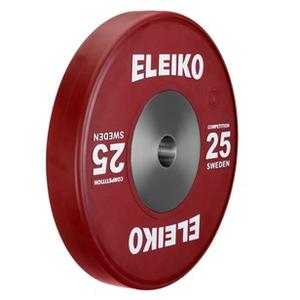 Eleiko Olympic WL Competition Discs