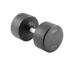 PRO Style gummihantelset 27.5kg-50kg inkl. ställ.