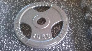 Body Power Int. 50mm 15kg järn