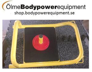 Body Power viktsläde