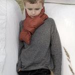 down scarf