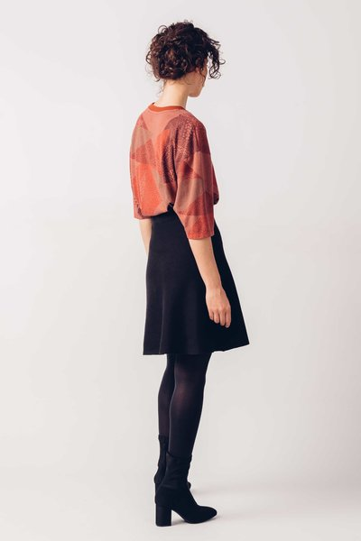 Tritza Skirt Black