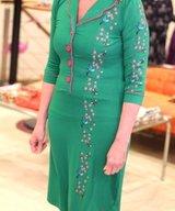 Dress Typ Miep Hummingbird Green