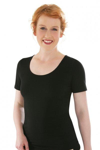 Fair Trade t-shirt Black