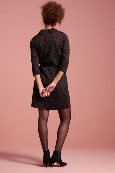 Dita Dress Argyle