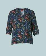 Ingeborgs Colourful Blouse